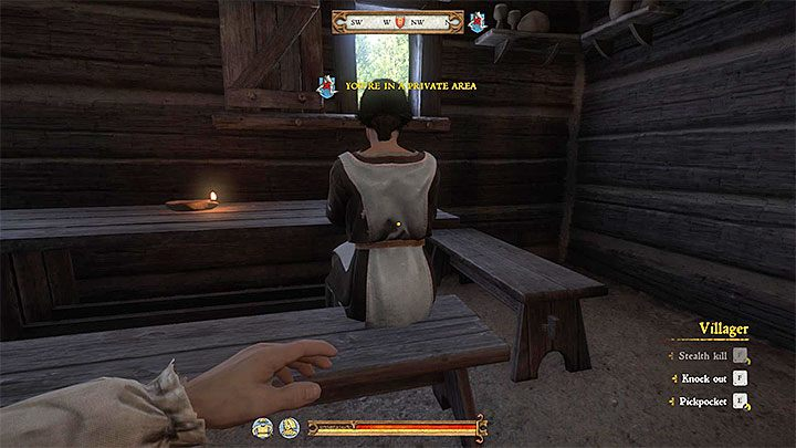 Another two quests are completed in the same location - in one of Neuhof farms where the whores ex-husband lives with another woman - Inn in the Glade activities in Kingdom Come Deliverance - Activities - Kingdom Come Deliverance Game Guide