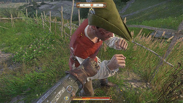Milan can be found walking around the town - Rattay Activities in Kingdom Come Deliverance - Activities - Kingdom Come Deliverance Game Guide