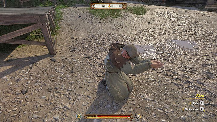 Alex is one of the beggars in Rattay - Rattay Activities in Kingdom Come Deliverance - Activities - Kingdom Come Deliverance Game Guide