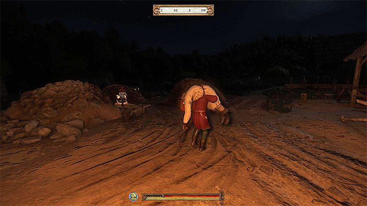 The situation can develop in three ways - Talmberg | Side quests in Kingdom Come Deliverance - Side quests - Kingdom Come Deliverance Game Guide
