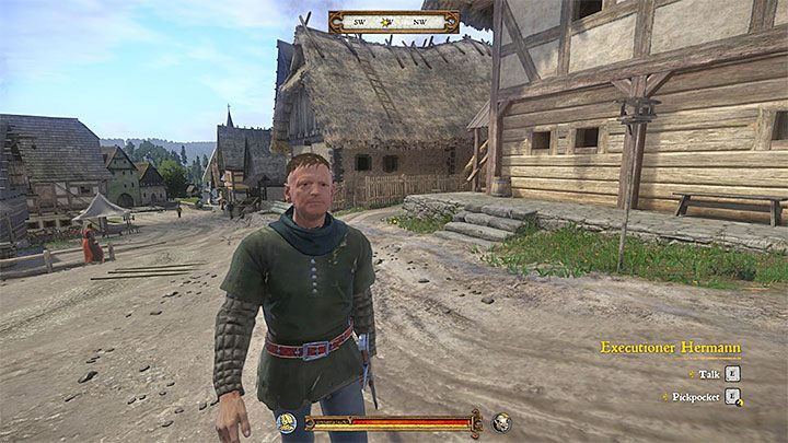 You have to reach a certain point in the main story to be able to trigger this quest - How to Sabotage all Executions? | Achievements & trophies - Achievements and trophies - Kingdom Come Deliverance Game Guide