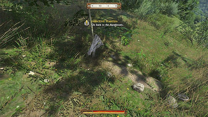 You have to learn what plagues the restless spirit so speak with Drahomira again - Ledetchko | Side quests in Kingdom Come Deliverance - Side quests - Kingdom Come Deliverance Game Guide