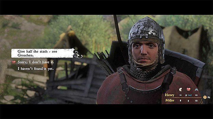 Once you collect the treasure, you can decide on the Cumans fate - Ledetchko | Side quests in Kingdom Come Deliverance - Side quests - Kingdom Come Deliverance Game Guide
