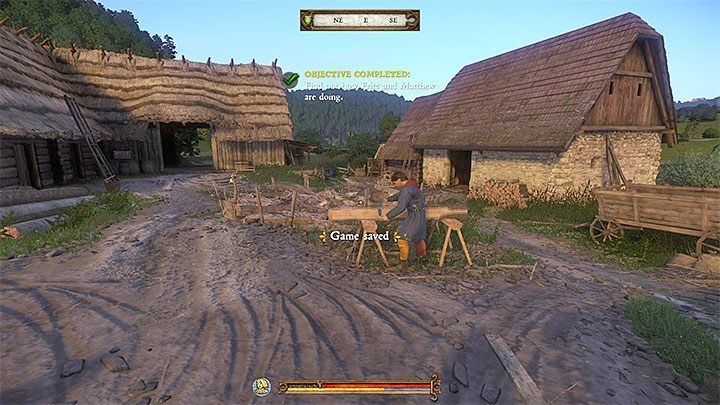 This quest will automatically appear in your logbook a few days after you have completed the side quest A Friend in Need - Ledetchko | Side quests in Kingdom Come Deliverance - Side quests - Kingdom Come Deliverance Game Guide