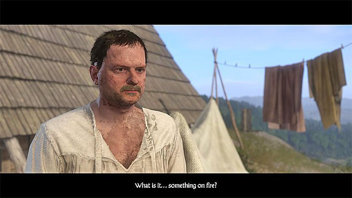 An opportunity to start a quest appears only when you are making serious progress in the main story - Rattay | Side quests in Kingdom Come Deliverance - Side quests - Kingdom Come Deliverance Game Guide