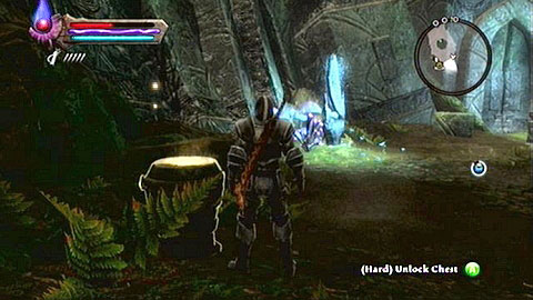 Beside the entrance to Agnur Farhal - Odarath - Lorestones - Kingdoms of Amalur: Reckoning - Game Guide and Walkthrough