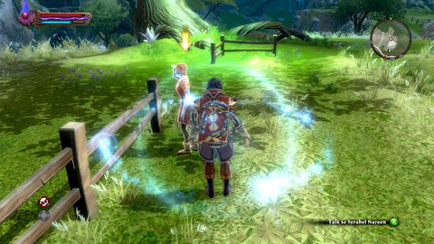 Go there and speak with Serabel Nareen M7(7) - Galafor/Acatha - p.2 | Side missions - Side missions - Kingdoms of Amalur: Reckoning Game Guide & Walkthrough
