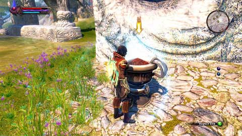 If you place them inside the urns in the proper order, you can summon a friendly Boggart or gain a blessing - Galafor/Acatha - p.2 - Side missions - Kingdoms of Amalur: Reckoning - Game Guide and Walkthrough