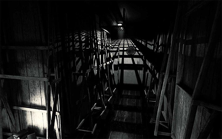 Black and white filter automatically appears in certain stages of the game - Layers of Fear 2 Guide