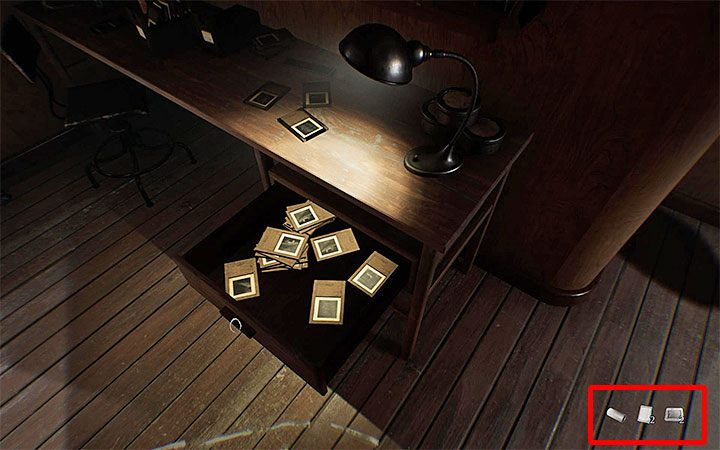 In Layers of Fear 2 there is no inventory window - Layers of Fear 2 Guide