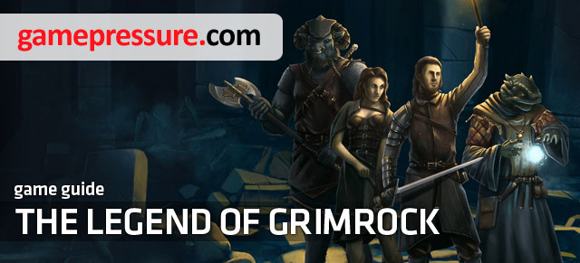 Legend of Grimrock guide - Legend of Grimrock - Game Guide and Walkthrough