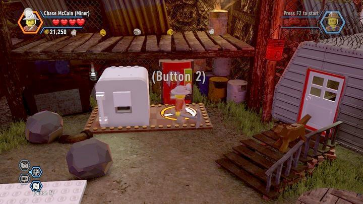 Dog Houses Lego City Undercover