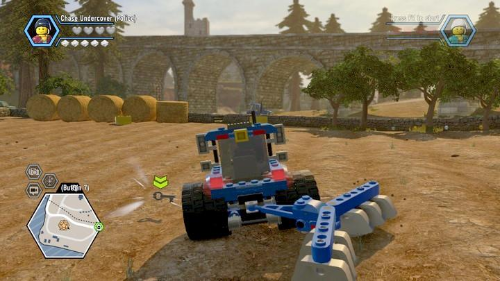 The Farm Walkthrough Lego City Undercover Game Guide Gamepressure Com