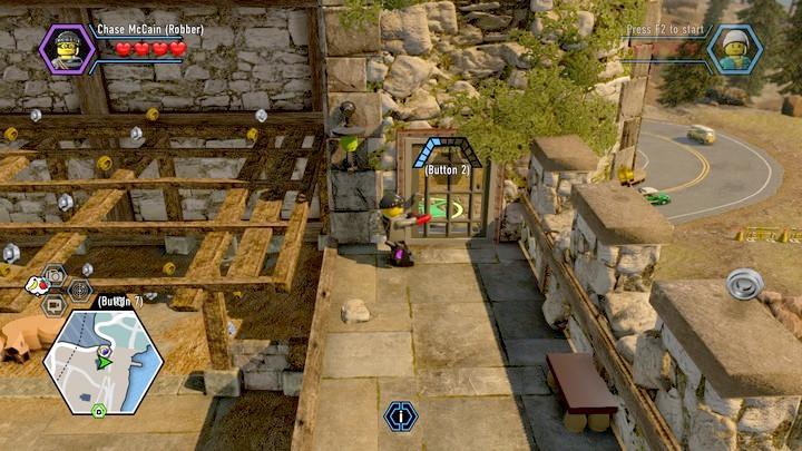 The Farm | Walkthrough - LEGO City: Undercover Game Guide ...