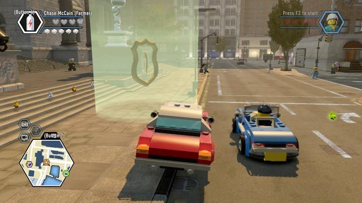 Museum Burglary Walkthrough Lego City Undercover Game Guide Gamepressure Com