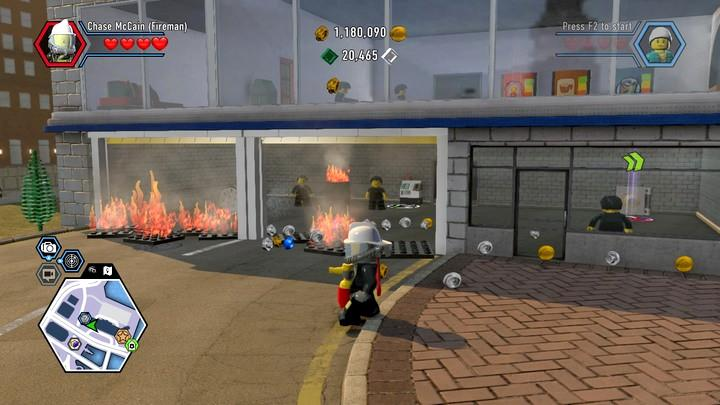 Hospital | Walkthrough - LEGO City: Undercover Game Guide ...