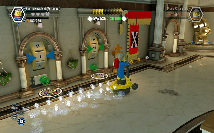 Secrets In The Bank Walkthrough Lego City Undercover Game Guide