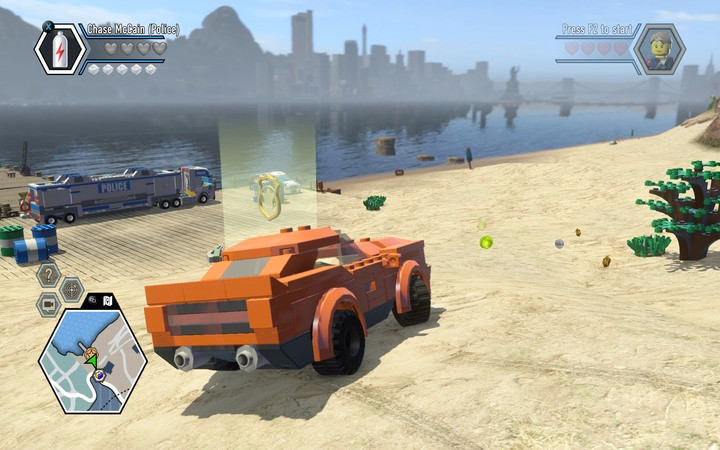 Transport Lego City Undercover Game Guide Gamepressure Com