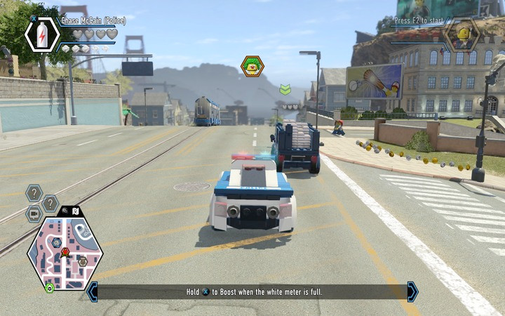 The Bank Robbery Chapter 1 Lego City Undercover Game Guide