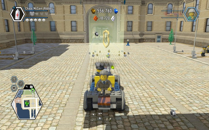 Free Moe de Luca | Chapter 6 - LEGO City: Undercover Game Guide ...