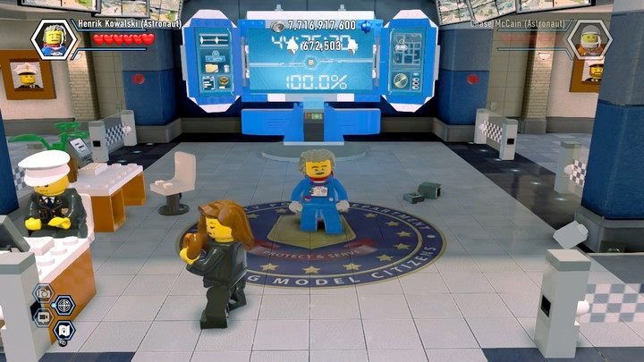 How To Complete The Game In 100 Tips Lego City Undercover