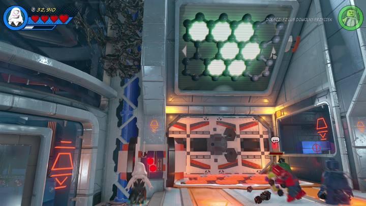 Mission 11 - Symbiote surprise | Walkthrough - LEGO Marvel Super