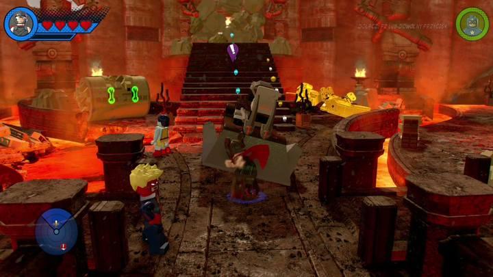 Mission 7 - Surtur-n Doom | Walkthrough - LEGO Marvel Super