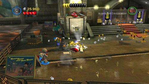 Harboring A Criminal Minikits Lego Batman 2 Dc Super Heroes