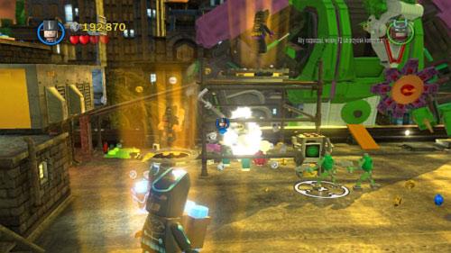The Next President   Minikits - LEGO Batman 2: DC Super ...