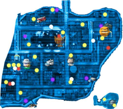 Maps Gold Bricks Red Bricks Citizens In Peril Bosses