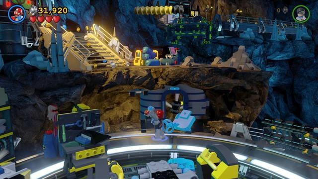 Minikits | Breaking BATS! - secrets - LEGO Batman 3 ...