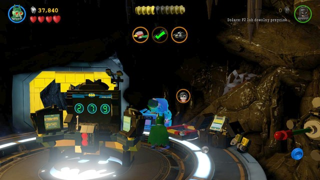 Characters | Space Suits You, Sir! - secrets - LEGO Batman 3