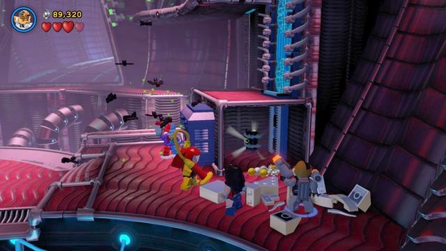 Minikits | The Lantern Menace - secrets - LEGO Batman 3 ...