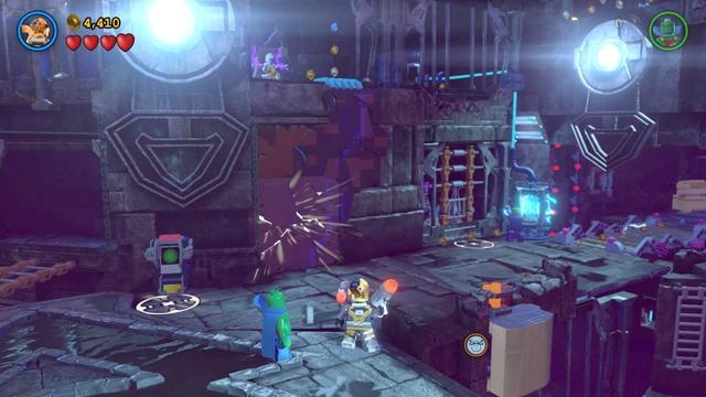 Characters | Jailhouse Nok - secrets - LEGO Batman 3: Beyond Gotham