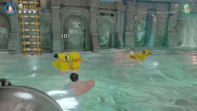 Characters | Pursuers in the Sewers - secrets - LEGO Batman