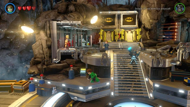 Characters And Vehicles Batcave Secrets Lego Batman