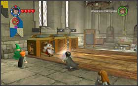 12 - Bonuses - Hogwarts - Walkthrough - LEGO Harry Potter: Years 1-4 - Game Guide and Walkthrough