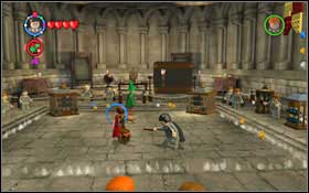 11 - Bonuses - Hogwarts - Walkthrough - LEGO Harry Potter: Years 1-4 - Game Guide and Walkthrough