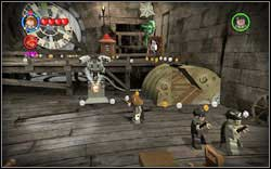 Milkman: (Time Travel) you will find him beside, right after turning back time - Bonuses - Hogwarts - Walkthrough - LEGO Harry Potter: Years 1-4 - Game Guide and Walkthrough