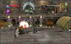 Score x2: There are two chests in the room and four clocks inside of them - Bonuses - Hogwarts - Walkthrough - LEGO Harry Potter: Years 1-4 - Game Guide and Walkthrough