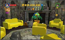 Attack the plant inside the chimney twice and the student will fall out eventually - Bonuses - Hogwarts - Walkthrough - LEGO Harry Potter: Years 1-4 - Game Guide and Walkthrough