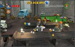Mr - Bonuses - Hogwarts - Walkthrough - LEGO Harry Potter: Years 1-4 - Game Guide and Walkthrough