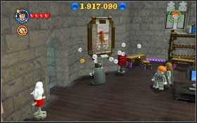 4 - Bonuses - Hogwarts - Walkthrough - LEGO Harry Potter: Years 1-4 - Game Guide and Walkthrough