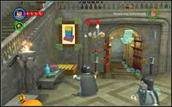 There are six candlesticks in the room - Bonuses - Hogwarts - Walkthrough - LEGO Harry Potter: Years 1-4 - Game Guide and Walkthrough