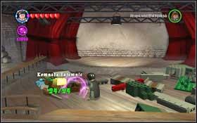 Bonuses The Leaky Cauldron Walkthrough Lego Harry Potter