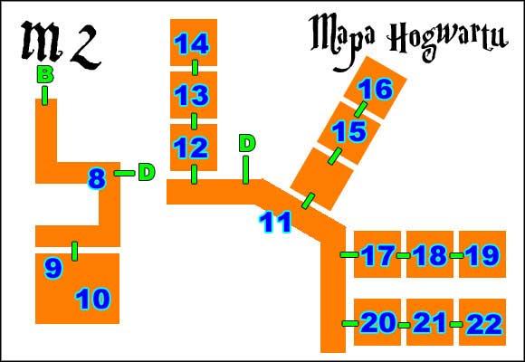 Captivating 8   Hogwarts Map   Walkthrough   LEGO Harry Potter: Years 1 4