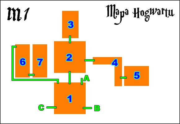 1   Hogwarts Map   Walkthrough   LEGO Harry Potter: Years 1 4