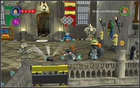 28 - Walkthrough - Year 2 Part 1 - Walkthrough - LEGO Harry Potter: Years 1-4 - Game Guide and Walkthrough