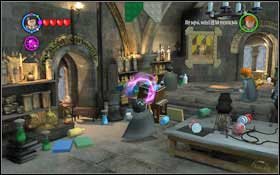 26 - Walkthrough - Year 2 Part 1 - Walkthrough - LEGO Harry Potter: Years 1-4 - Game Guide and Walkthrough