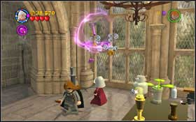 22 - Walkthrough - Year 2 Part 1 - Walkthrough - LEGO Harry Potter: Years 1-4 - Game Guide and Walkthrough